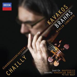 Leonidas Kavakos,Peter Nagy,Gewandhausorchester Leipzig,Riccardo Chailly 歌手頭像