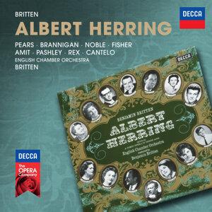 Sylvia Fisher,Benjamin Britten,Catherine Wilson,English Chamber Orchestra,Sir Peter Pears,Joseph Ward,Johanna Peters 歌手頭像