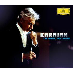 Michel Schwalbé,Christian Ferras,Berliner Philharmoniker,Herbert von Karajan