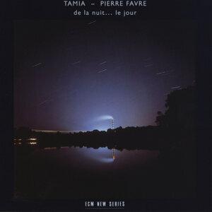 Tamia,Pierre Favre 歌手頭像