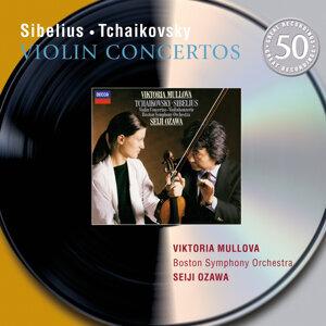Boston Symphony Orchestra,Seiji Ozawa,Viktoria Mullova 歌手頭像