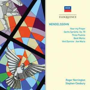 Stephen Cleobury,Heinrich Schütz Choir and Chorale,Roger Norrington 歌手頭像