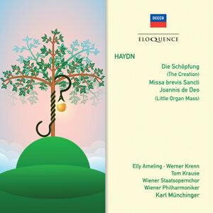 Wiener Philharmoniker,Karl Münchinger,Wiener Staatsopernchor,Werner Krenn,Tom Krause,Elly Ameling 歌手頭像