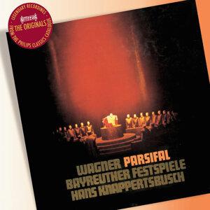 Jess Thomas,Gustav Neidlinger,Orchester der Bayreuther Festspiele,Hans Knappertsbusch,Hans Hotter,Irene Dalis 歌手頭像