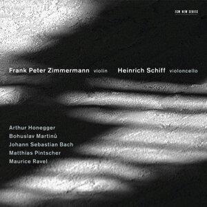 Frank Peter Zimmermann,Heinrich Schiff 歌手頭像