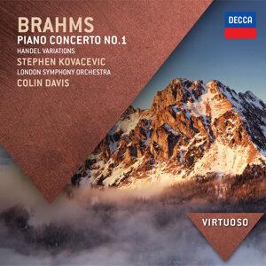 Sir Colin Davis,Stephen Kovacevich,London Symphony Orchestra