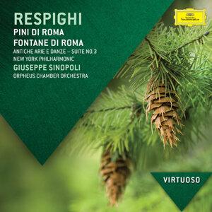 Giuseppe Sinopoli,Orpheus Chamber Orchestra,New York Philharmonic Orchestra 歌手頭像