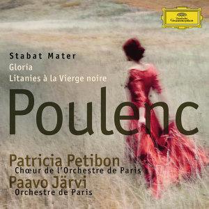 Paavo Järvi,Patricia Petibon,Orchestre de Paris,Choeur de l'Orchestre de Paris 歌手頭像