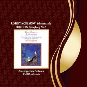 Concertgebouw Orchestra of Amsterdam,Kyrill Kondrashin 歌手頭像