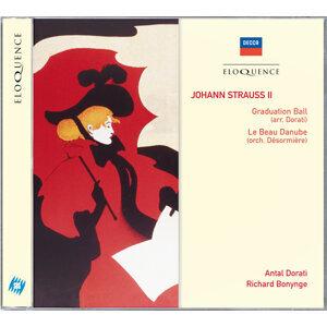 The National Philharmonic Orchestra,Antal Doráti,Richard Bonynge,Wiener Philharmoniker 歌手頭像