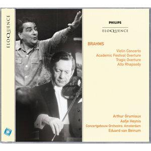 Arthur Grumiaux,Royal Concertgebouw Orchestra,Aafje Heynis,Eduard van Beinum 歌手頭像