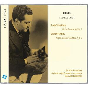 Manuel Rosenthal,Arthur Grumiaux,Orchestre des Concerts Lamoureux 歌手頭像