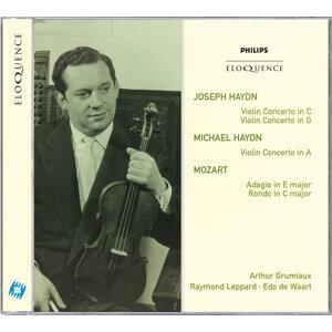 Edo de Waart,Raymond Leppard,Royal Concertgebouw Orchestra,Arthur Grumiaux,New Philharmonia Orchestra 歌手頭像