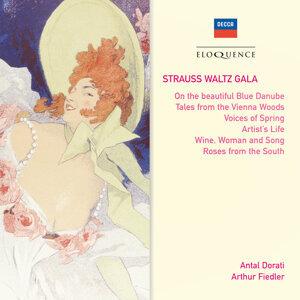 Arthur Fiedler,London Philharmonic Orchestra,Antal Doráti 歌手頭像