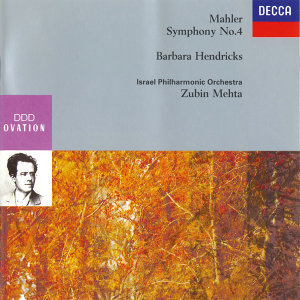 Barbara Hendricks,Israel Philharmonic Orchestra,Zubin Mehta 歌手頭像