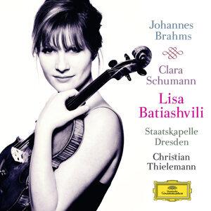 Staatskapelle Dresden,Christian Thielemann,Alice Sara Ott,Lisa Batiashvili 歌手頭像