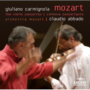 Orchestra Mozart,Giuliano Carmignola,Claudio Abbado,Danusha Waskiewicz 歌手頭像