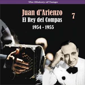 Juan d'Arienzo & His Orchestra 歌手頭像
