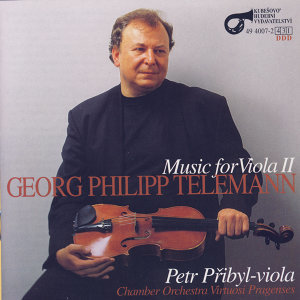 Petr Přibyl, Chamber Orchestra Virtuosi Pragenses, Milan Lajčík