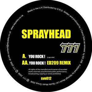 Sprayhead
