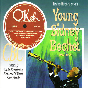 Young Sidney  Bechet 歌手頭像