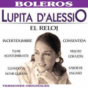 Lupita D'Alessio 歌手頭像