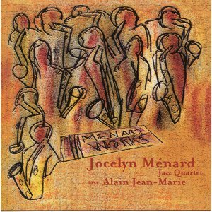 Jocelyn Ménard Jazz Quartet 歌手頭像