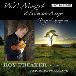 Roy Theaker 歌手頭像