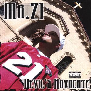 Mr. 21 歌手頭像
