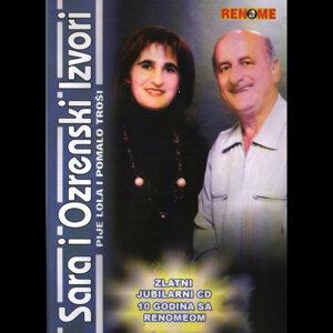 Sara I Ozrenski Izvori 歌手頭像