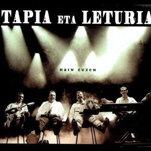 Tapia eta Leturia 歌手頭像