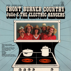 Julie and the Electric Rangers 歌手頭像