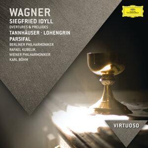 Wiener Philharmoniker,Karl Böhm,Berliner Philharmoniker,Rafael Kubelik 歌手頭像