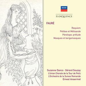 Ernest Ansermet,Gérard Souzay,L'Orchestre de la Suisse Romande,Suzanne Danco 歌手頭像