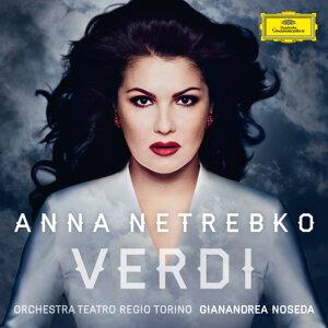 Anna Netrebko,Gianandrea Noseda,Orchestra del Teatro Regio di Torino 歌手頭像