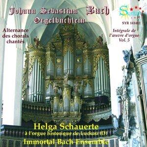 Immortal Bach Ensemble, Helga Schauerte 歌手頭像