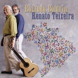 Rolando Boldrin  & Renato Teixeira