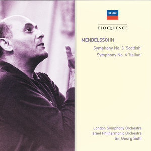 Israel Philharmonic Orchestra,Sir Georg Solti,London Symphony Orchestra 歌手頭像