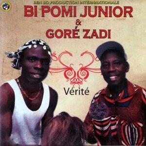 Bi Pomi Junior, Goré Zadi 歌手頭像