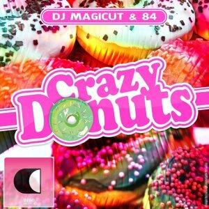 DJ Magicut, 84 歌手頭像