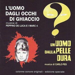Peppino De Luca e i Marc 4, Carlo Pes 歌手頭像