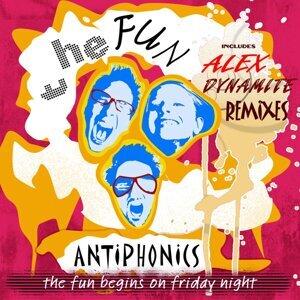 Antiphonics 歌手頭像