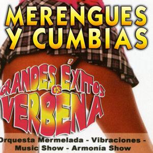 Orquesta Mermelada|Vibraciones|Music Show|Armonía Show 歌手頭像