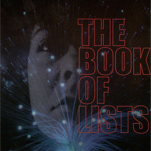 The Book Of Lists 歌手頭像