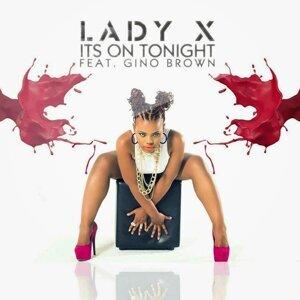 Lady X 歌手頭像