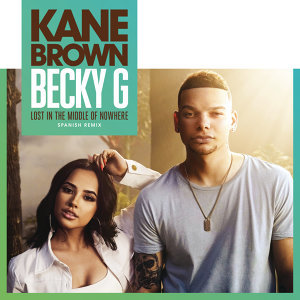 Kane Brown, Becky G Artist photo