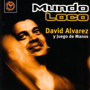 David Álvarez 歌手頭像