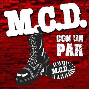 M.C.D. 歌手頭像