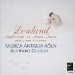 Musica Antiqua Köln 歌手頭像
