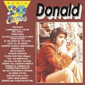 Donald 歌手頭像